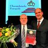 Gerne als Musiker auf der Bühne: Unser Ehrenkünstler Dr. Lothar de Maizieré
