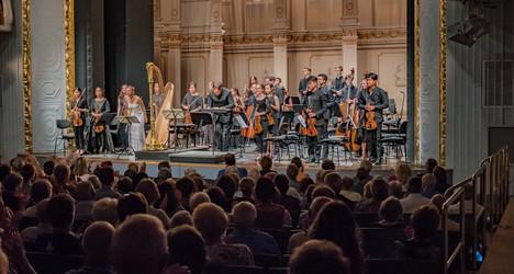 Moritzburg Festival ORchester 2018
