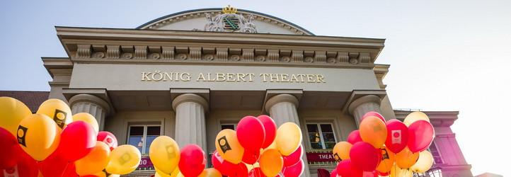 König Albert Theater innen