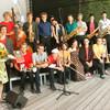 Bad Elster steht auf Sachsens Jugendjazzer: Unsere Ehrenkünstler des Jugend-Jazzorchesters Sachsen!