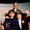 Seit Jahren würzen Sie das Kabarettprogramm Bad Elsters: Unsere Ehrenkünstler der Leipziger Pfeffermühle